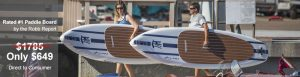 Chris Craft Edition by Tower Paddle Boards