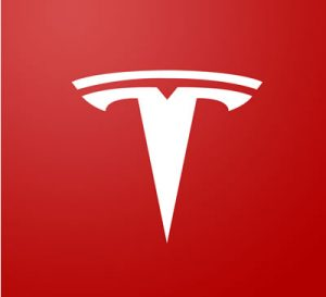 Direct to consumer electric car brand Tesla