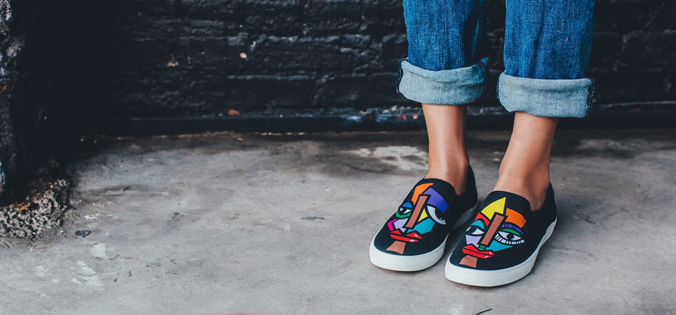 Bucketfeet Direct to Consumer Shoes