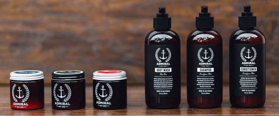 Admiral Supply Direct to Consumer Grooming