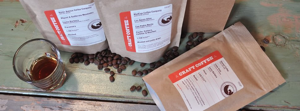 Craft Coffee Direct to Consumer