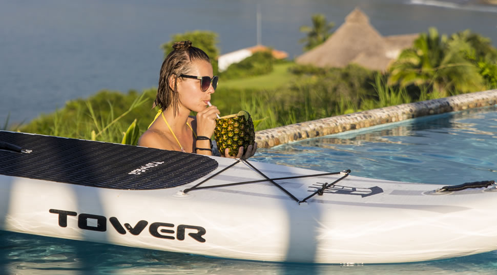 Direct to Consumer Paddle Board by Tower