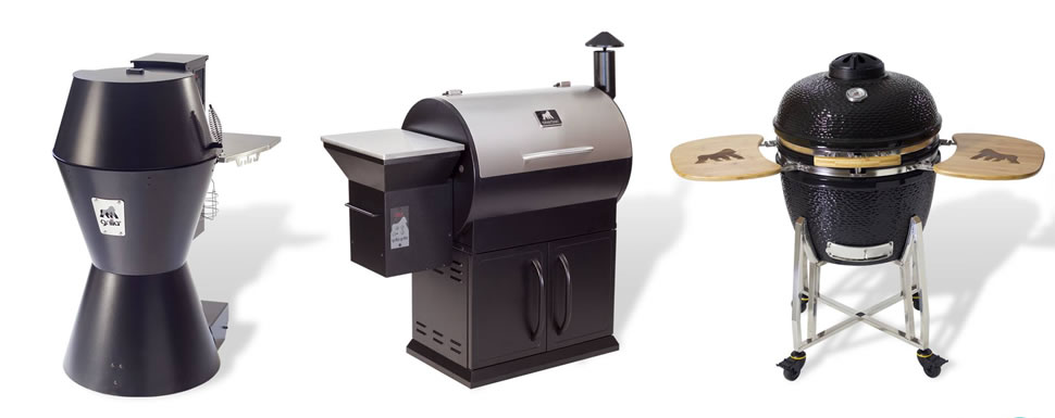 Grilla Grills Direct to Consumer