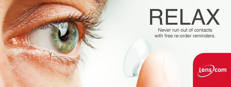 Lens.com Contacts
