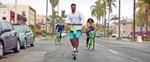 Lime Bike Rentals Direct to Consumer
