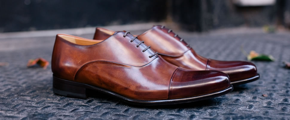Paul Evans Italian Footwear Direct to Consumer