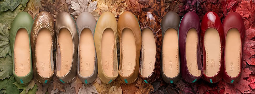 Tieks Women's Flats Direct to Consumer