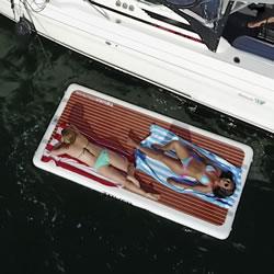 Boat Attachment Swim Step