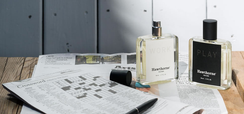 Hawthorne Men's Cologne Direct to Consumer