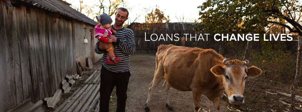 Kiva Microloans Direct to Consumer