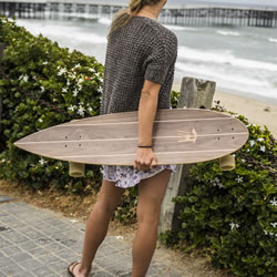 Longboard Skateboards Direct To Consumer