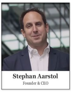 NoMiddleman CEO Stephan Aarstol