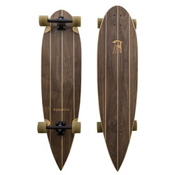 Toweer Longboard Skateboards Direct to Consumer
