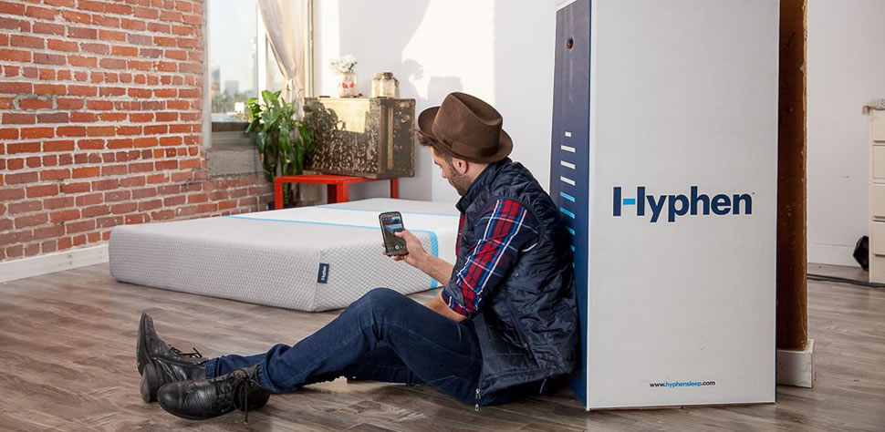 Hyphen Mattresses Direct to Consumer