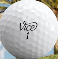 Vice Golf Balls - Direct to Consumer