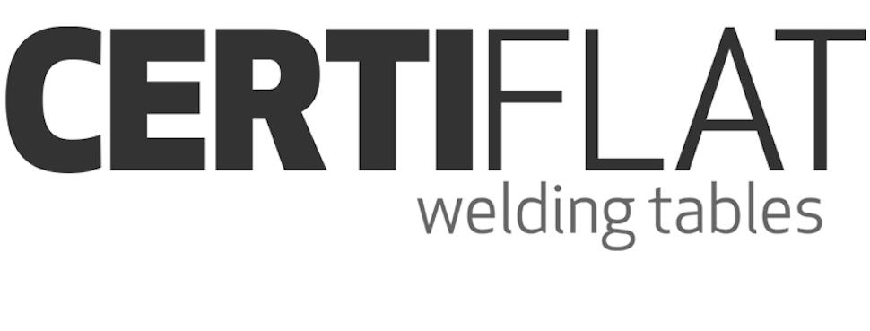 Certiflat Welding Tables