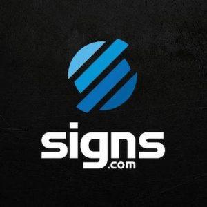Signs.com Sign Printing