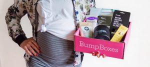 Bump Boxes Pregnancy Subscription Box