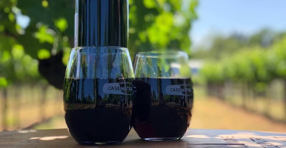 Casemates Bulk Wine