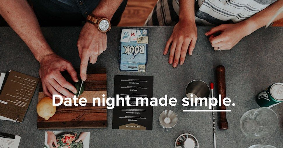 Datebox Date Night Ideas
