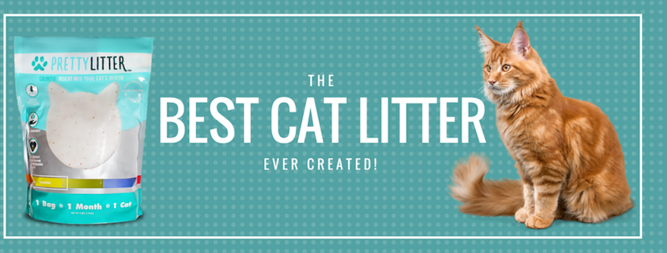 PrettyLitter Cat Litter Delivery