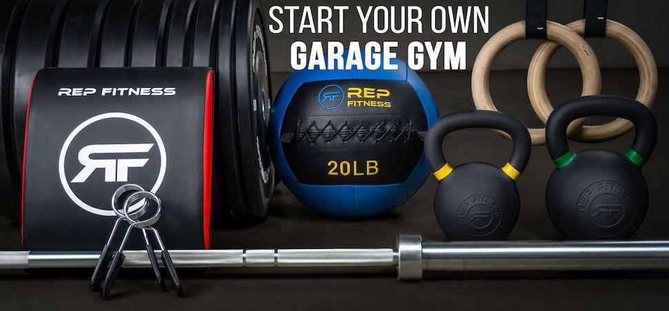 Rep Fitness Gym Equipment