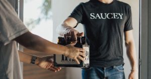 Saucey Liquor Store Delivery