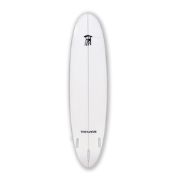 Funboard Surfboard Tower