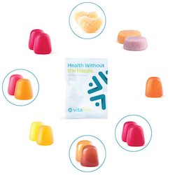 Womens Multivitamins Vitafive